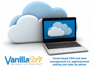 VanillaSoft Cloud-Based CRM and Lead Management Software