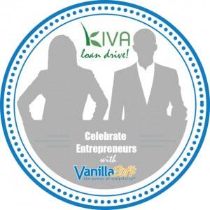 Join the VanillaSoft Kiva Giving Team