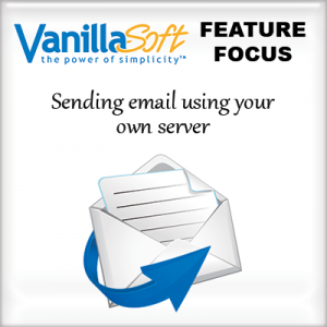use your own email server