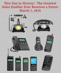 telephone - greatest sales enabler ever