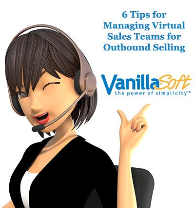managing virtual sales teams