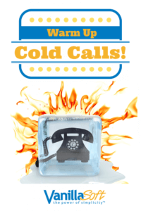 warm up cold calls