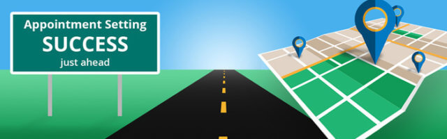 Image for Road Map to Drive Appointment Setting Success