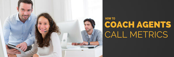 Image for How to Coach Your Agents Using Call Metrics