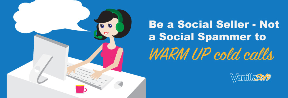 Image for Make Sure You Are Social Selling Instead of Social Spamming