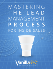Lead management inside sales white paper