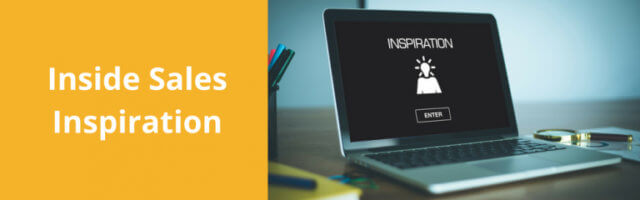 Image for 12 Helpful Quotes Focused on Inside Sales Inspiration