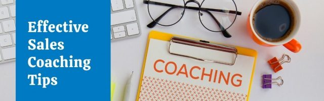 Image for Effective Sales Coaching Tips to Create a Successful Team