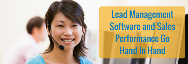 Image for How Lead Management Software and Sales Performance Go Hand In Hand