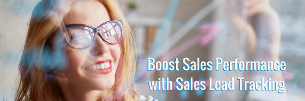 Image for Boost Sales Performance with Sales Lead Tracking