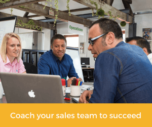 inside sales coaching