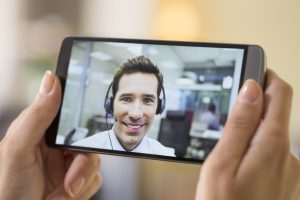 inside sales video conferencing