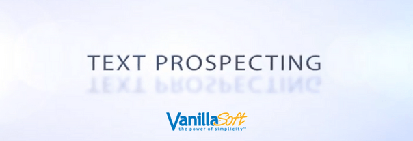 Image for Text Prospecting: Proceed and be Bold