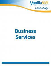 Cover for IT Managed Services
