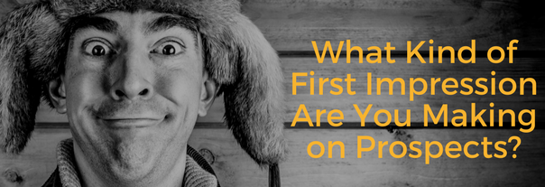 Image for Cold Calling: What Kind of First Impression Are You Making on Prospects?