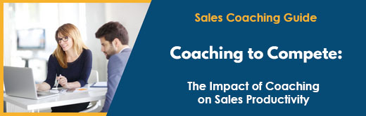 Image for Coaching to Compete: The Impact of Coaching on Sales Productivity