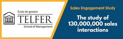 Image for Telfer School of Management: Sales Engagement Study