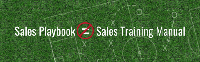 Image for Sales Playbook – Create and Implement a Repeatable Sales Process