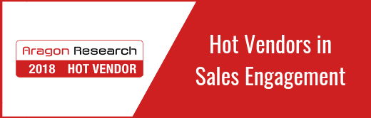 Image for 2018 Hot Vendors in Sales Engagement