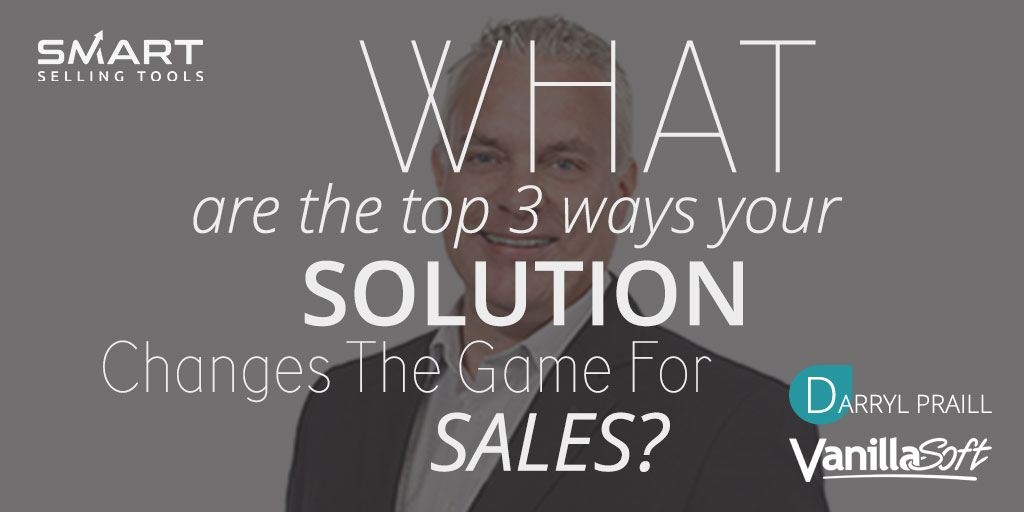 Image for 3rd Edition – Sales Tech Game Changers Executive Interviews