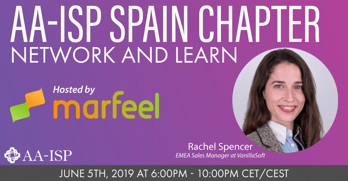 Image for AA-ISP Spain June Chapter Meeting