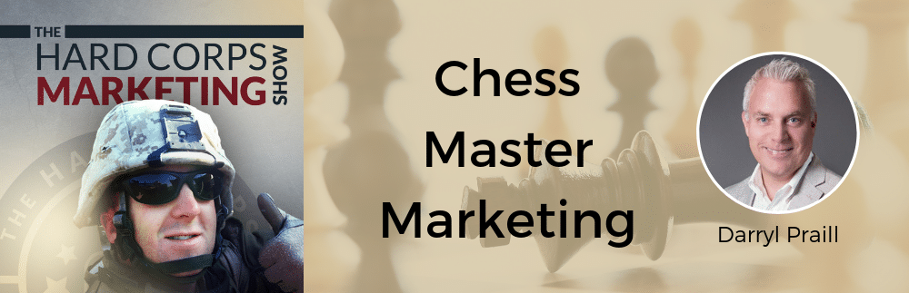 Image for The Hard Corps Marketing Show – Chess Master Marketing