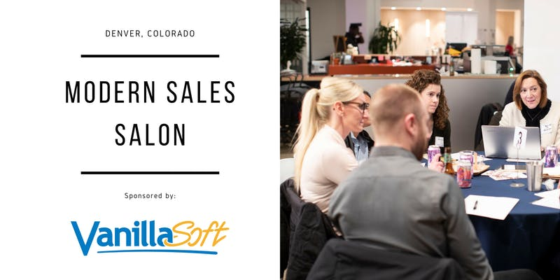 Image for Modern Sales Pros Salon