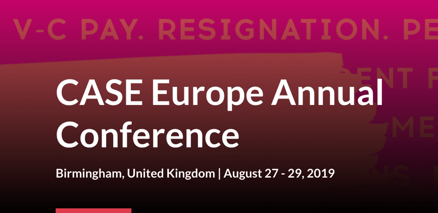 Image for CASE Europe Annual Conference