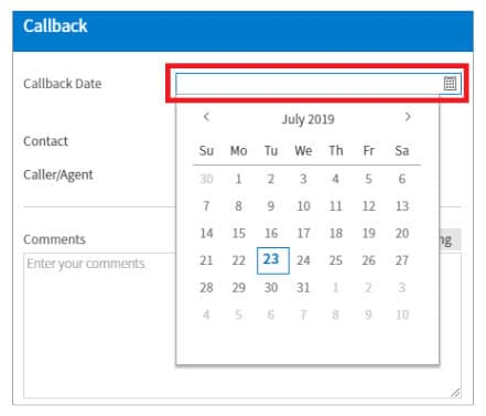 Date Picker Enhancement