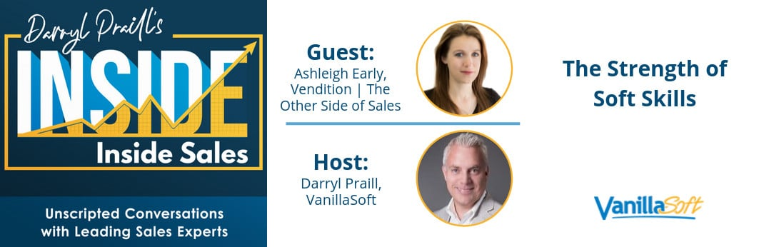 Image for INSIDE Inside Sales – Ep 45: The Strength of Soft Skills