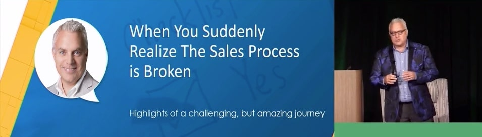 Webinar When You Suddenly Realize The Sales Process Is Broken Cover