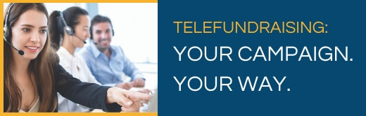 Image for Telefundraising: Your Campaign. Your Way.