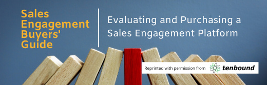 Image for Sales Engagement Buyers' Guide