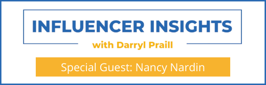 Webinar Influencer Insights with Nancy Nardin Cover