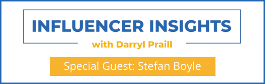 Webinar Influencer Insights with Stefan Boyle Cover