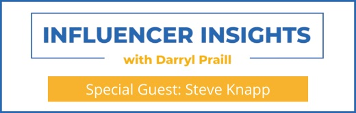 Webinar Influencer Insights with Steve Knapp Cover