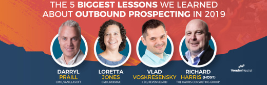 Webinar 5 Key Sales Engagement Lessons We've Learned In The Last 12 Months Cover