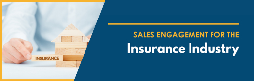 Image for Sales Engagement for the Insurance Industry