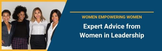 Image for Expert Advice from Women in Leadership