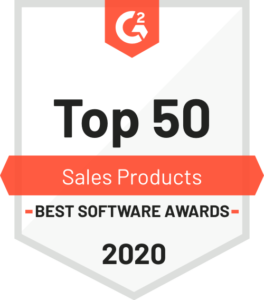 Sales products best software awards