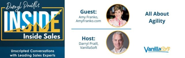 Image for INSIDE Inside Sales – Ep 76: All About Agility