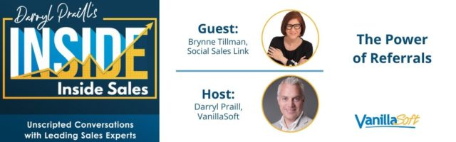 Image for INSIDE Inside Sales – Ep 79: The Power of Referrals