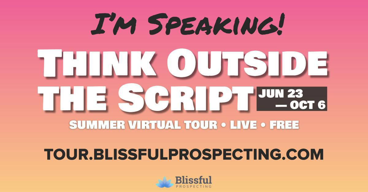 Image for [Virtual Conference] Think Outside The Script – Summer Virtual Tour