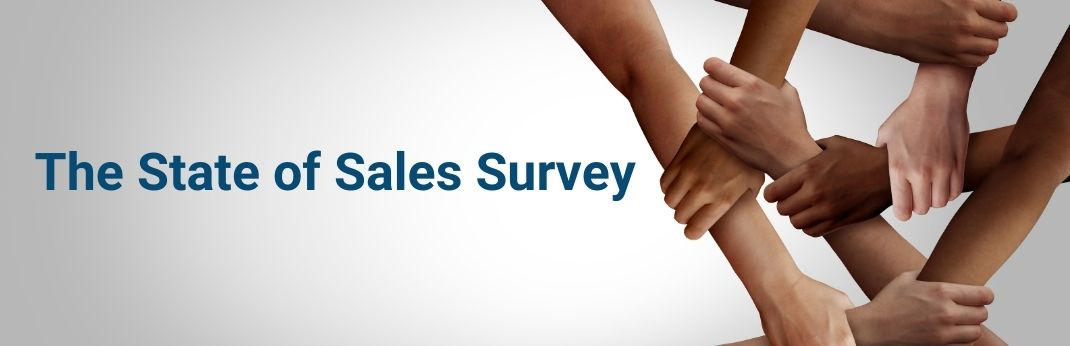 Image for The State of Sales Survey: Let's Strive for Diversity and Inclusivity