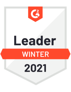 G2 Leader Winter 2021