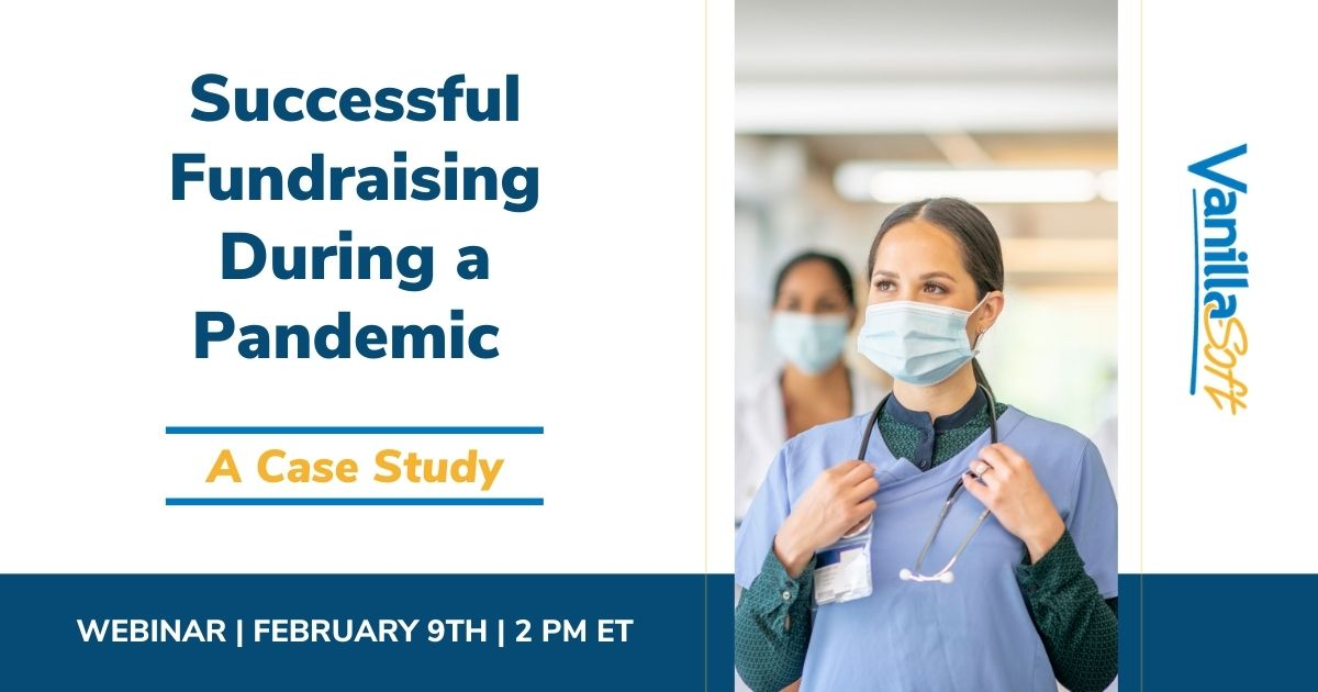 Image for [Webinar] Successful Fundraising During a Pandemic