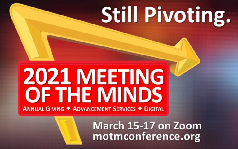 Image for [VIRTUAL CONFERENCE] Meeting of the Minds Conference 2021
