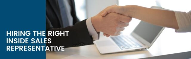 Image for Tips for Hiring the Right Inside Sales Representative