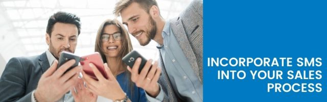 Image for Best Practices and Ways to Incorporate SMS Into Your Sales Process