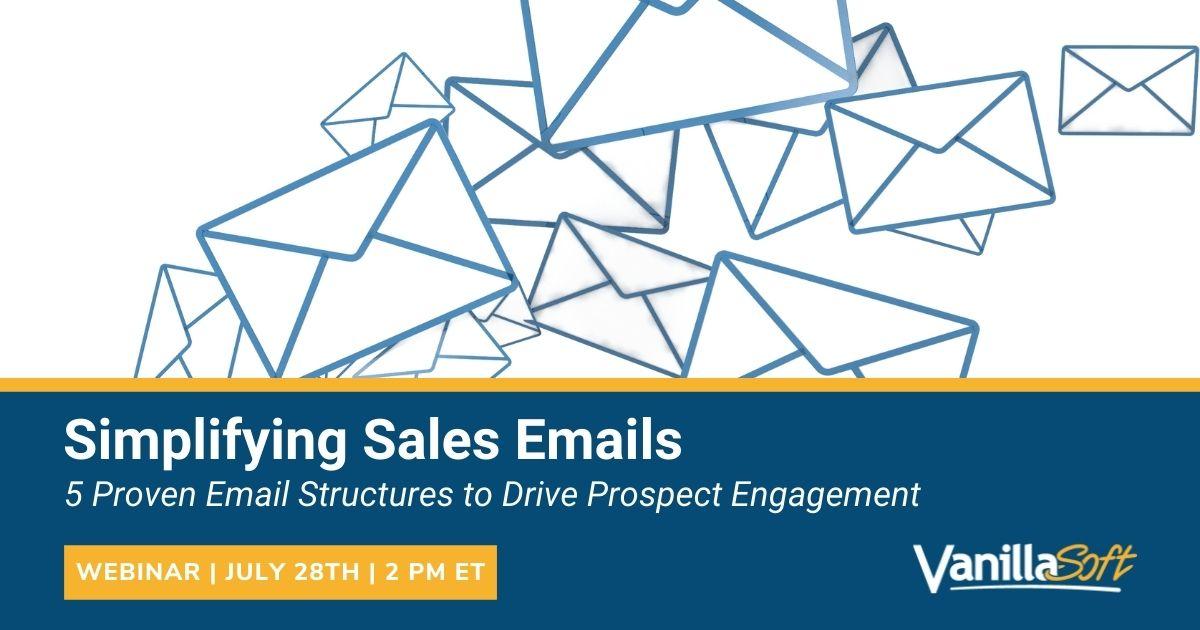 Image for Simplifying Sales Emails: 5 Proven Email Structures to Drive Prospect Engagement